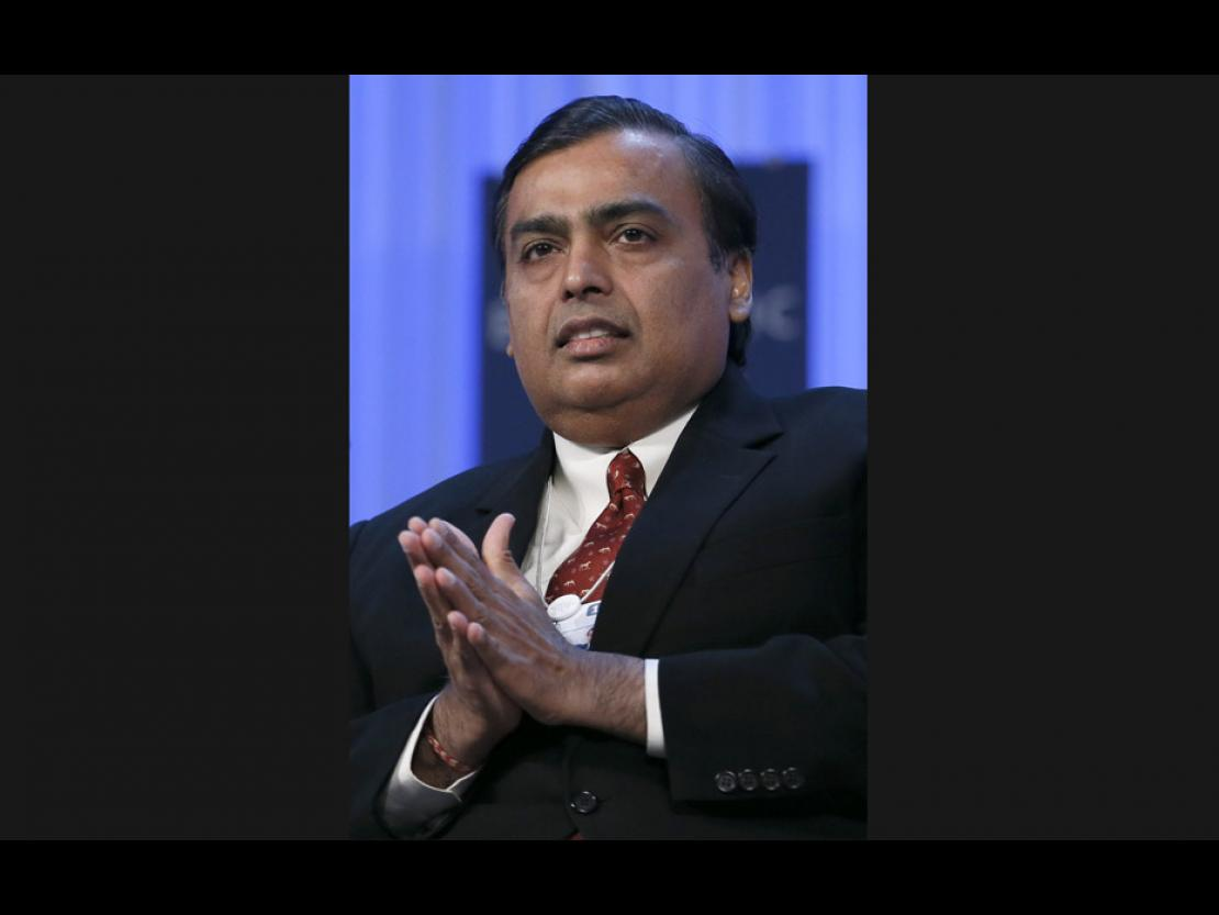 The Top 10 Richest Indians in 2013