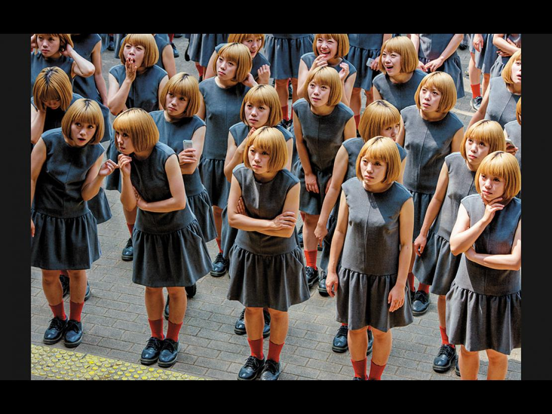 Beautiful People: Reflecting on a world of clones
