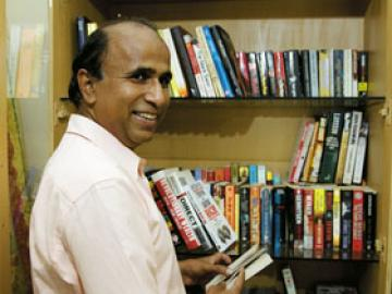 K. Ganesh: Reading to be Happy