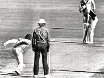 The Underarm Ball That Changed Cricket