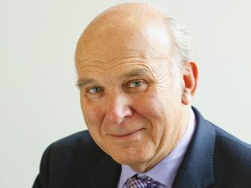 Eurozone can be rescued but needs political will: Vince Cable, British Secretary of State for Business