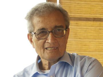 Amartya Sen: 'You need an educated, healthy workforce to sustain economic development'