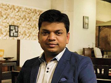 Mehul Agrawal: Spicing up furniture online