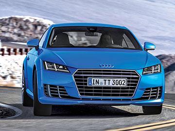 Car Review: 2015 Audi TT