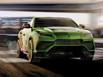 The Lamborghini Urus ST-X and more