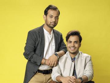 Manoj Meena & Sibabrata Das: Fanning change