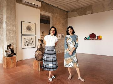 Art galleries: Homing in on heritage