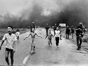 I took the picture that changed the war: Nick Ut