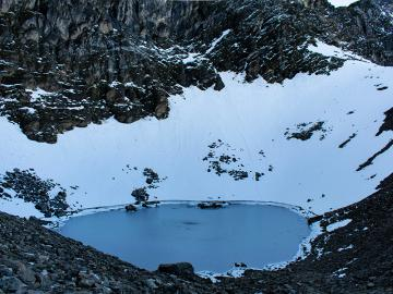 The mystery of the Himalaya's Skeleton Lake just got weirder