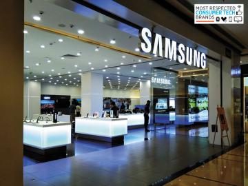 Samsung's 'smart' run
