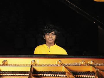 The 'world's best' pianist is Indian and 13 years old. Watch him in Mumbai this week