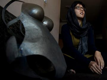 In Afghanistan, being an artist is a dangerous job