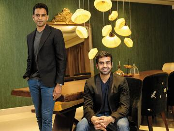 How Zerodha's young founders, Nithin and Nikhil Kamath, made their way to the Rich List