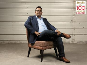 India's Richest: Paytm's Vijay Shekhar Sharma fights fierce competition