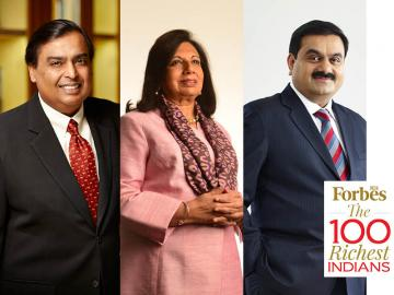 Forbes India Rich List 2020: Mukesh Ambani extends his dominance; pharma billionaires see big gains
