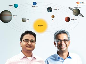 gv ravi and rajan anandan