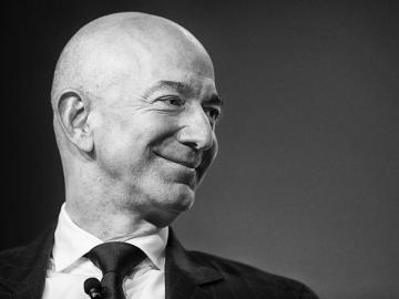 27 years and $203 billion later, Jeff Bezos is stepping down as Amazon CEO