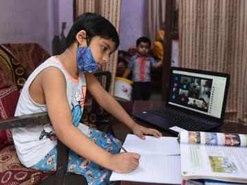 World Literacy Day: 320 million Indian students affected by Covid-induced school closures