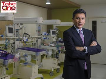 How Vishal Bali is giving a fresh life to India's crippled healthcare sector and making his investors richer