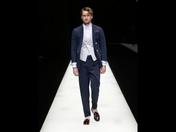 Suit yourself: The latest trends from the runways