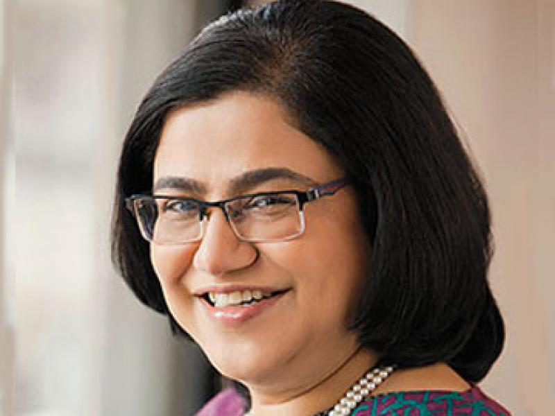 Crisil's CEO Talks About The Book That Inspired Her