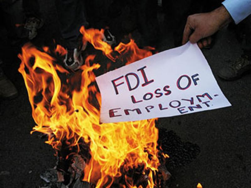 The Great Indian FDI Conundrum