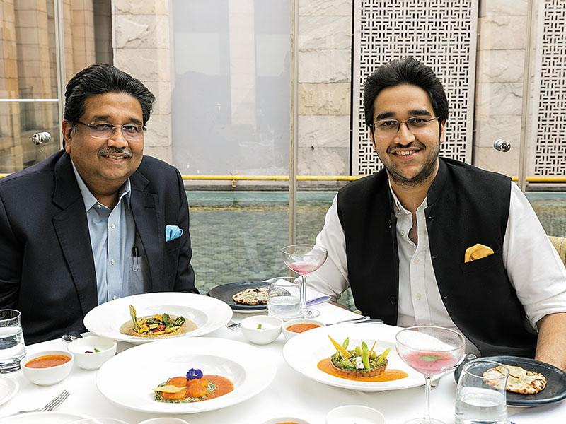 Harshavardhan Neotia: The restaurateur who eats at home