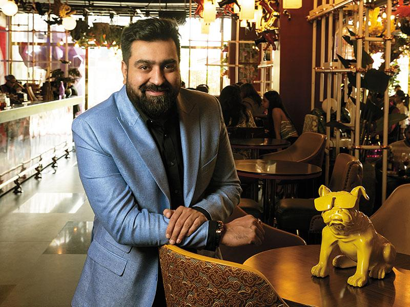 You have to keep reinventing the wheel: F&B entrepreneur Priyank Sukhija