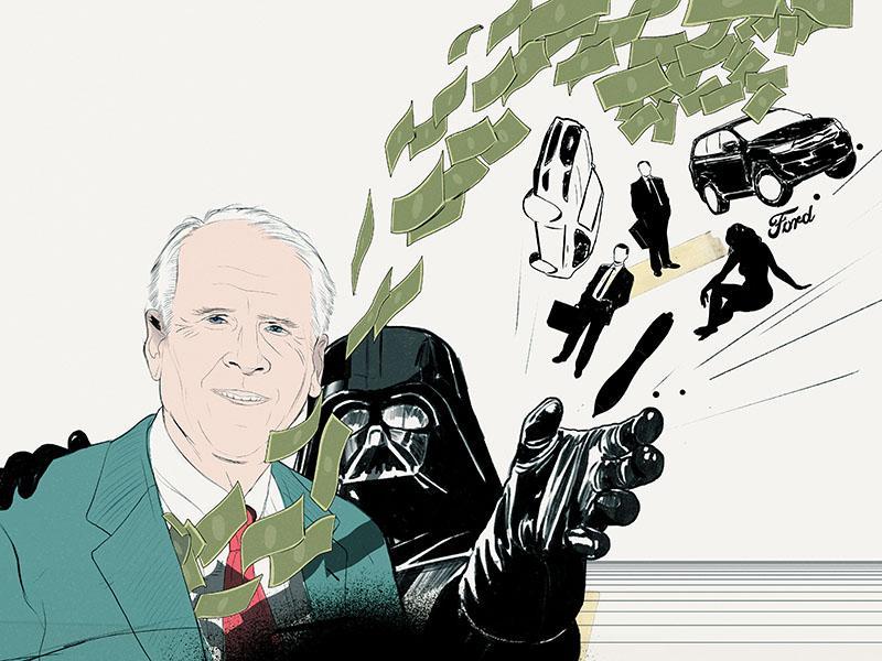 Meet America's most manipulative billionaire