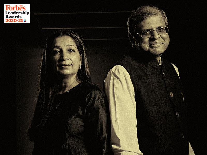 We've always considered service to society as a duty, a privilege, and an opportunity: Amit and Archana Chandra at FILA 2021