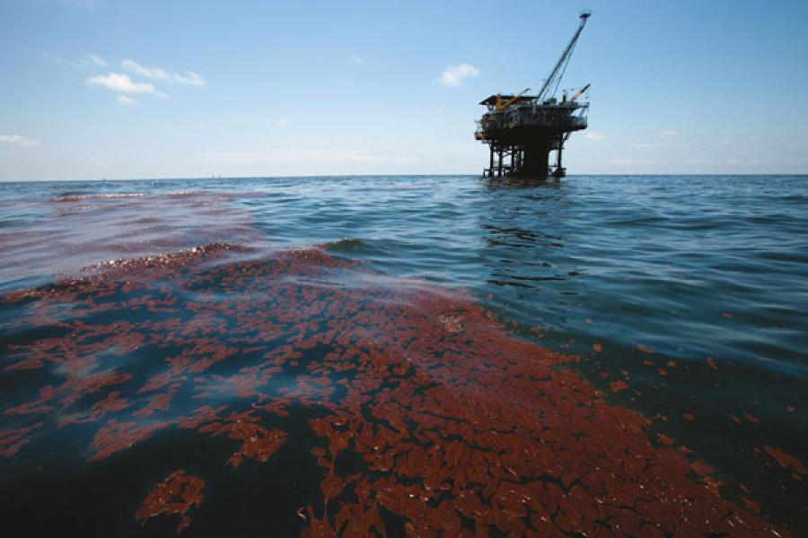 Who Do Oil Companies Turn to When There's a Spill?