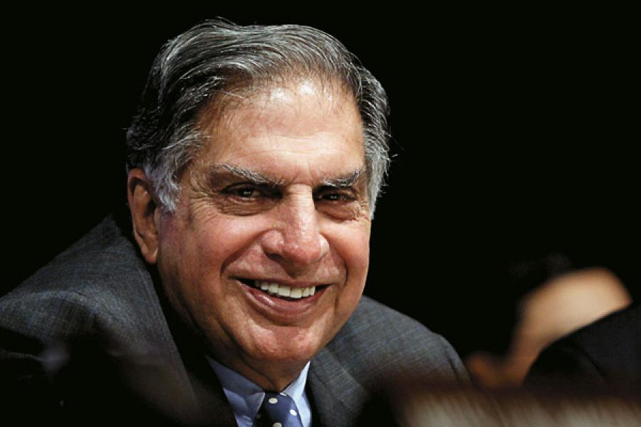 Tata Sons: Passing the Baton