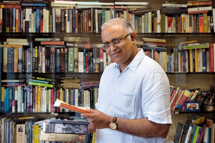 Sanjaya Sharma:  Building Visions