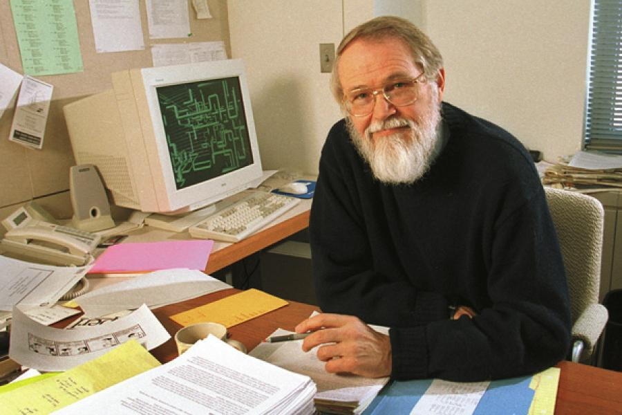 Brian Kernighan: No one Thought C Would Become So Big