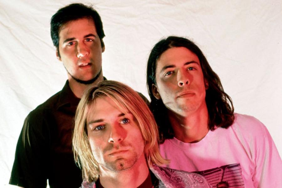 Can't Stop the Music Of Nirvana
