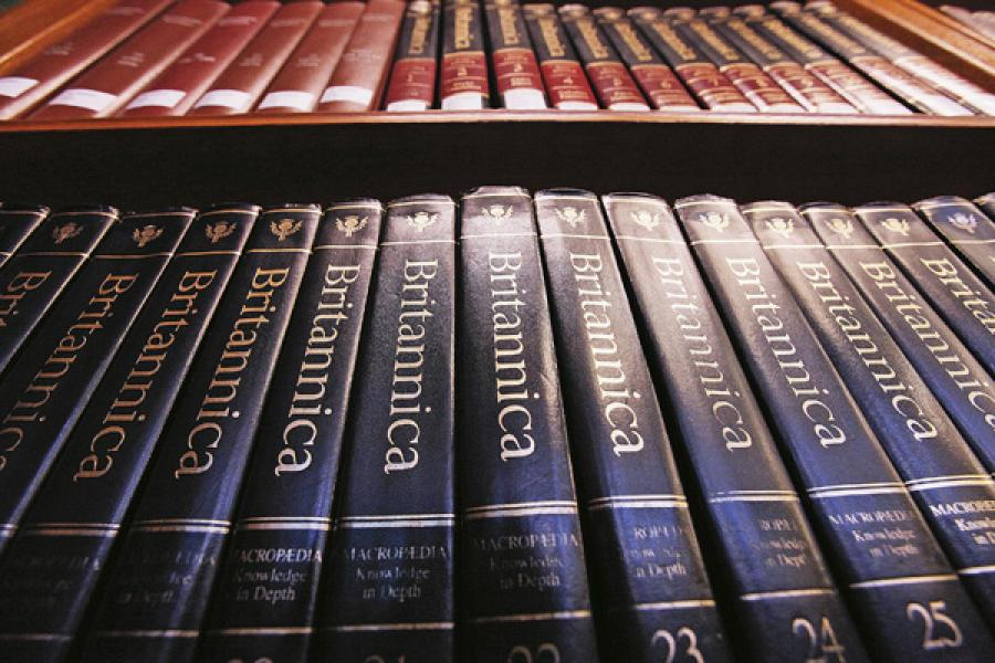 Encyclopaedia Britannica Pulls The Plug On Its Print Edition