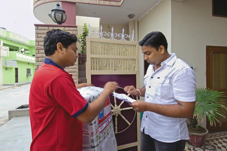 Cash on Delivery Doesn't Work for Companies