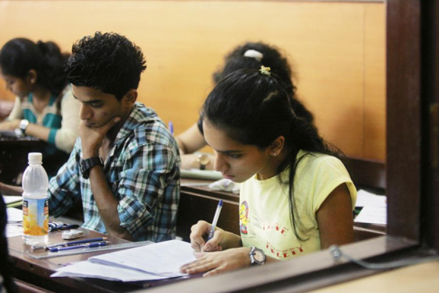 BRAIN TEASERS The IIT-JEE would definitely rank among the toughest three examinations in the World