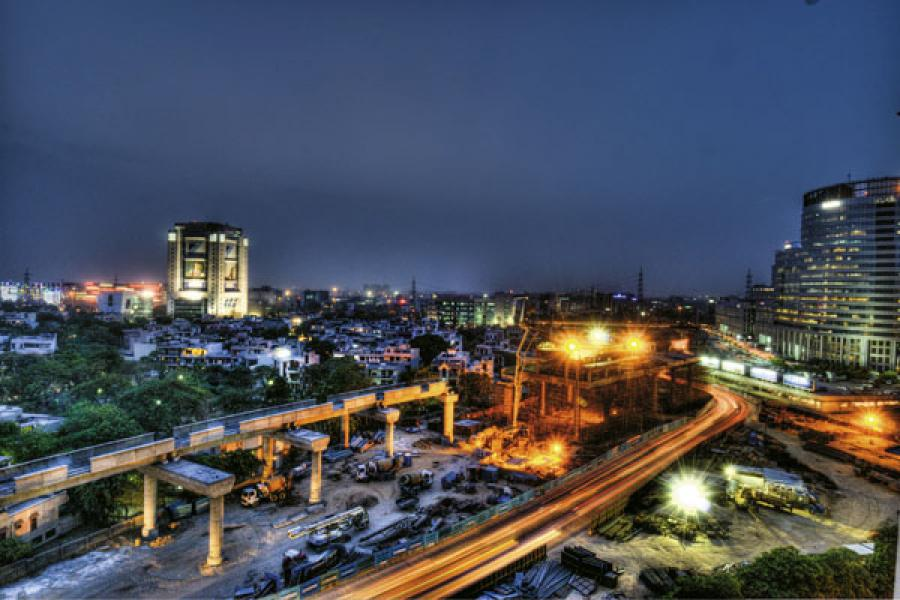 Gurgaon: How not to Build a City