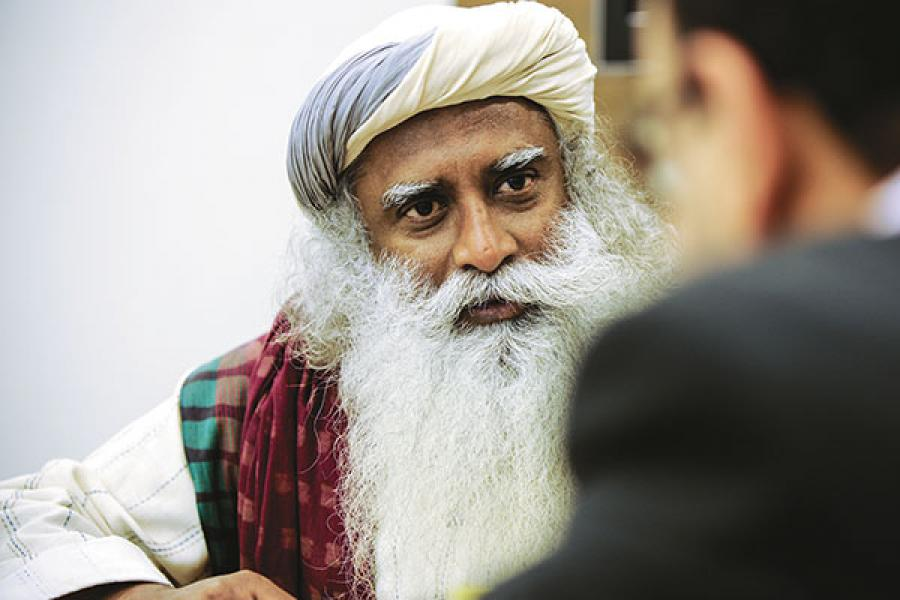 How to Scale up Your Enterprise: Conversations with Sadhguru & Dr Ram Charan