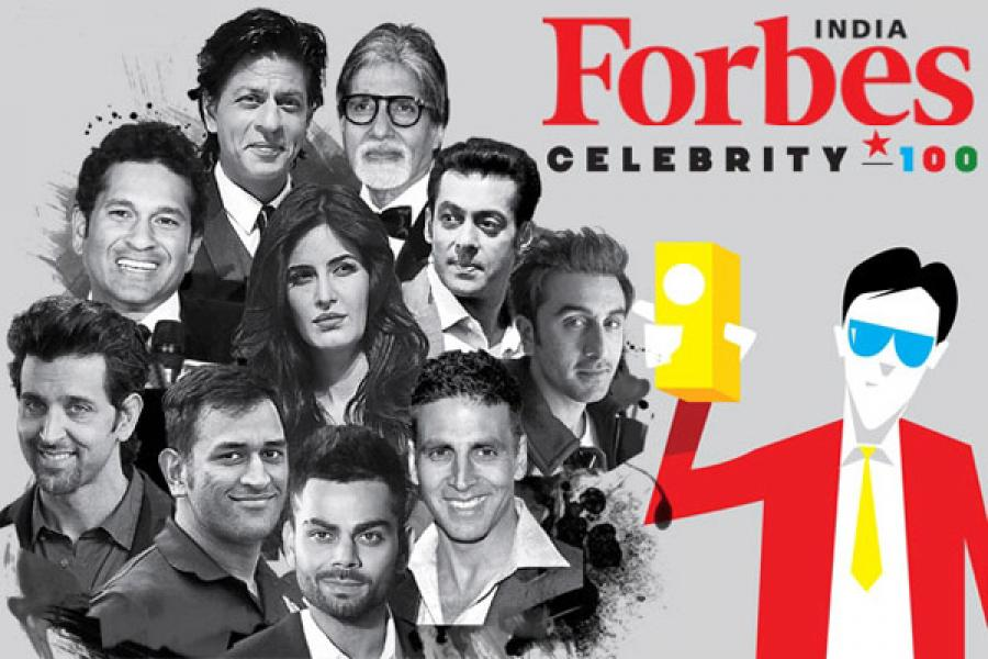 Shah Rukh Khan Tops Forbes India Celebrity 100 List Second Time In A Row