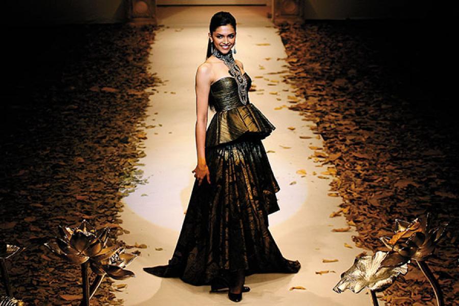 Deepika Padukone: Living a Fairytale