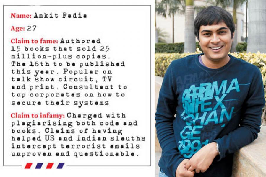 Ankit Fadia Revealed