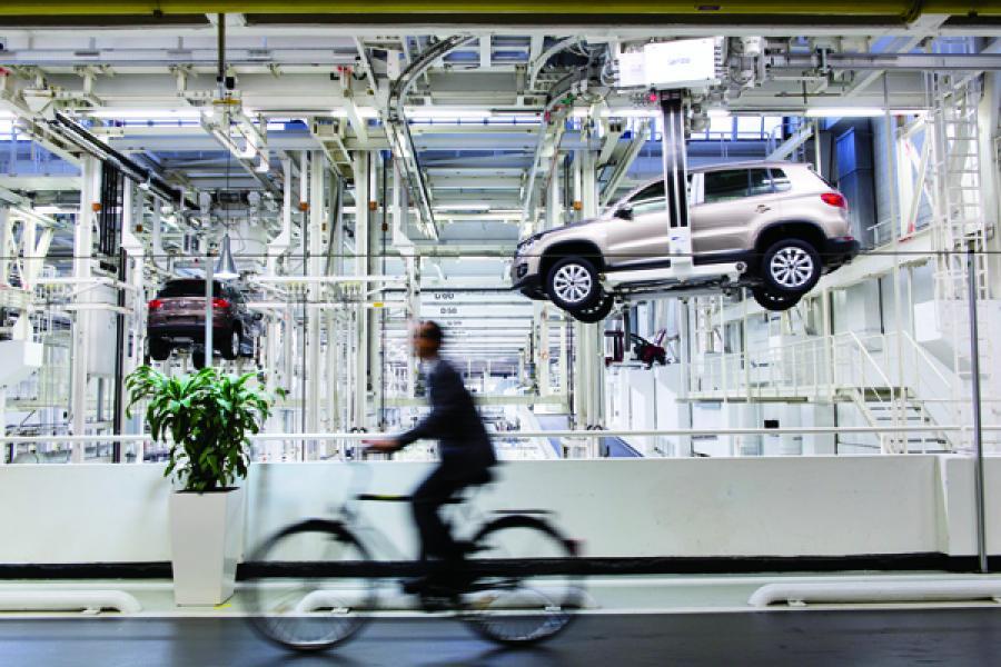 Chief Martin Winterkorn's Best Laid Plan for Volkswagen