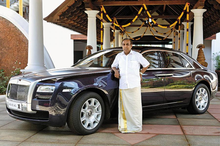 Ravi Pillai: From Farmer's Son to Construction Tycoon | Forbes India