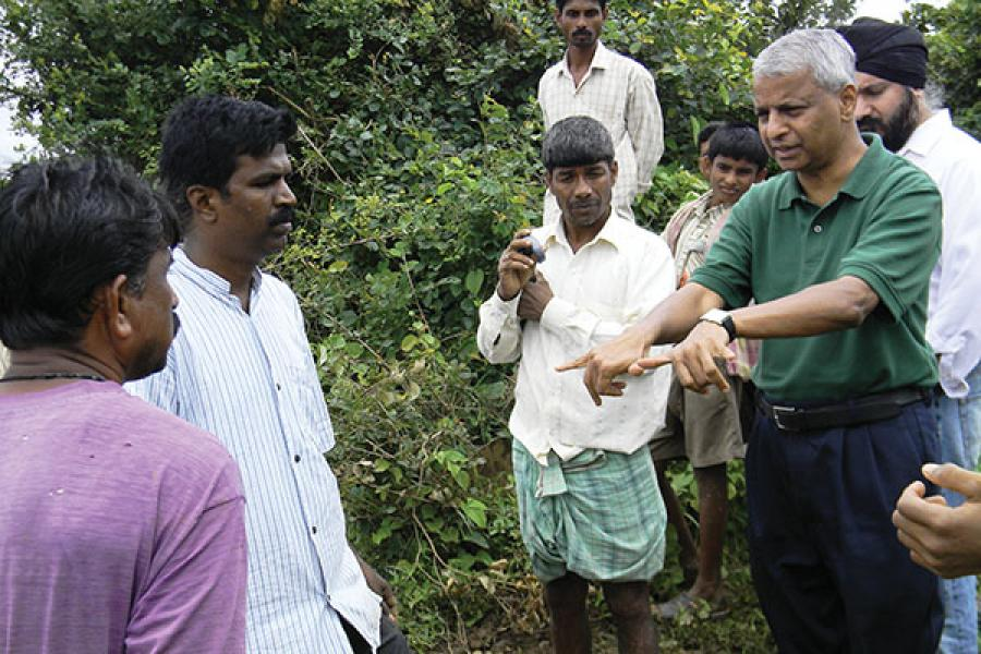 How 'Desh' Deshpande is helping Indian NGOs scale up