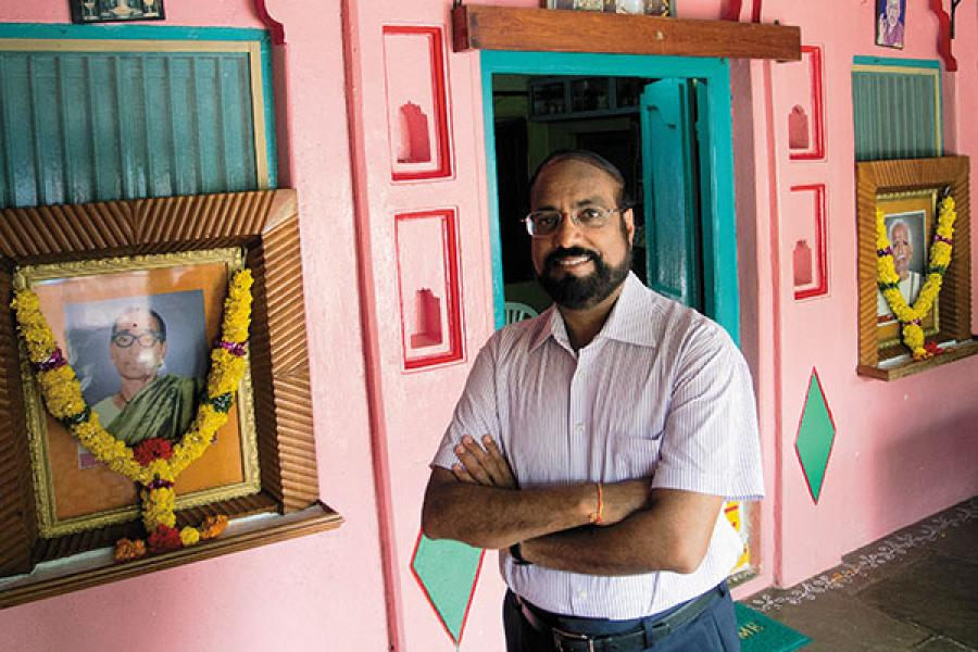 Murali Divi: The Accidental Chemist