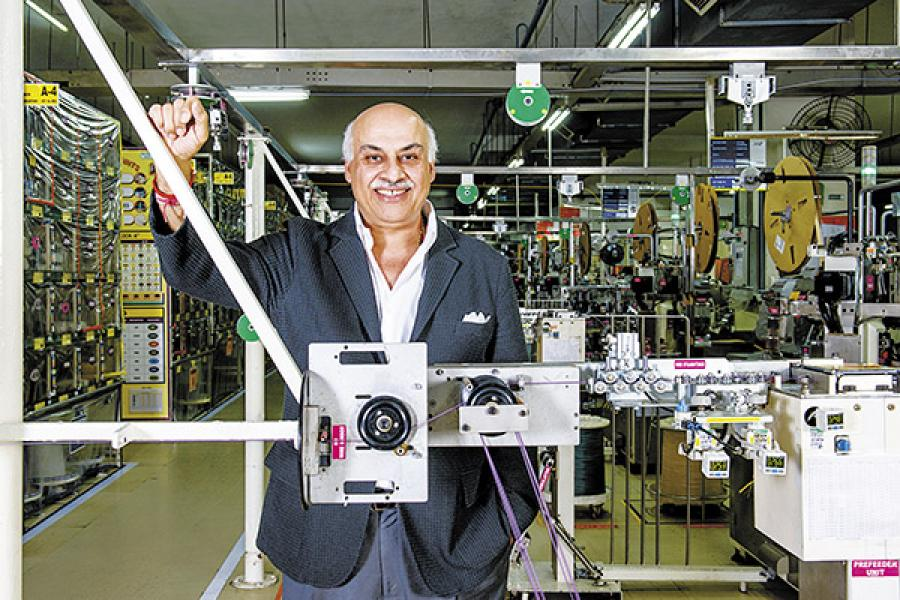 Motherson Sumi: The sum of all parts
