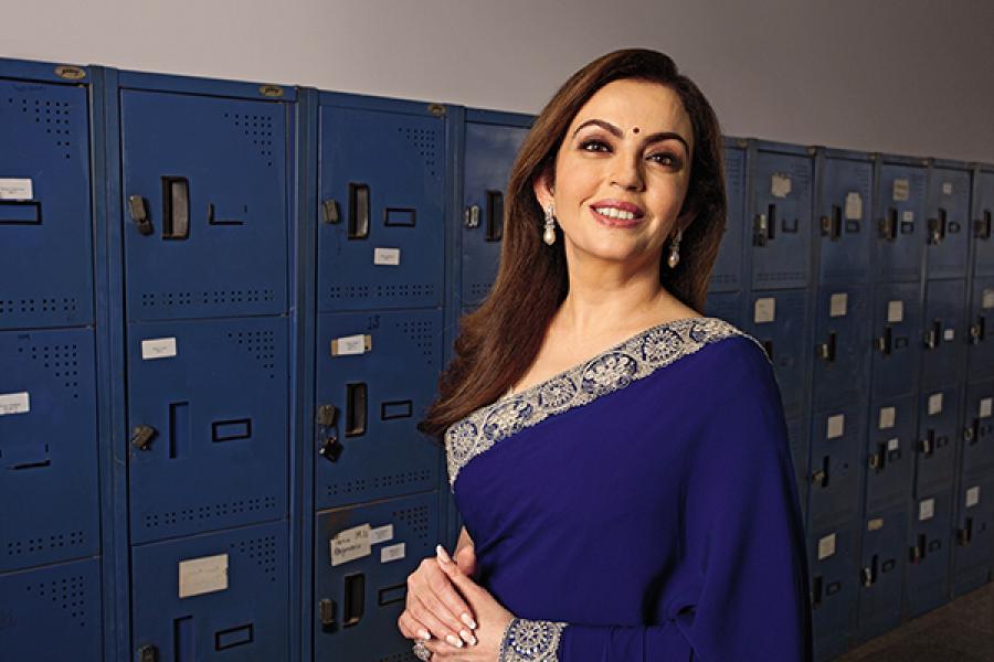 Nita Ambani: The first lady of Indian business