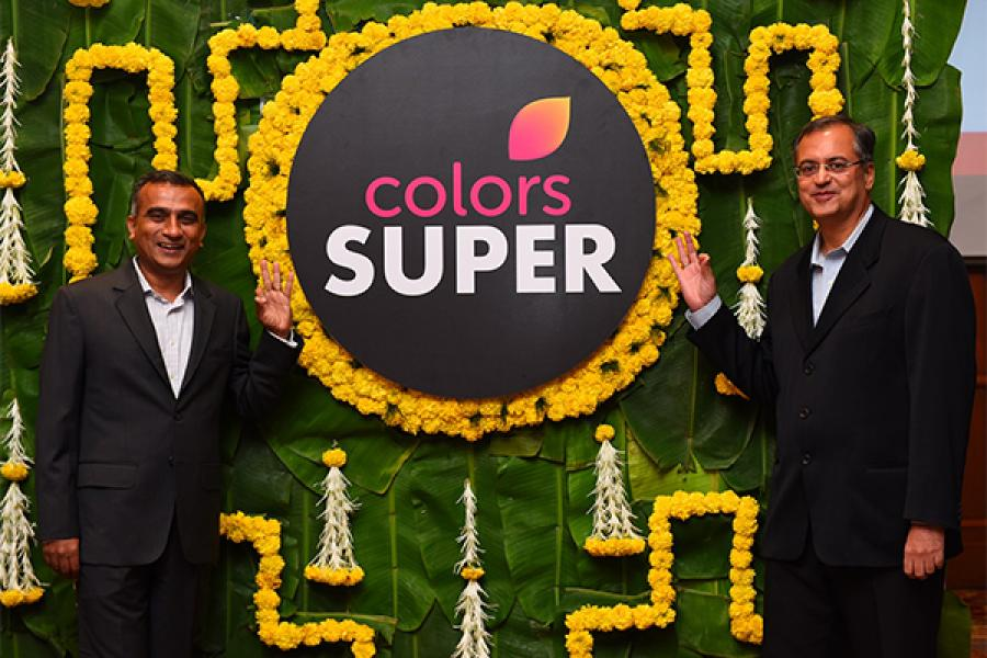 Viacom18 launches its second Kannada Channel, Colors Super